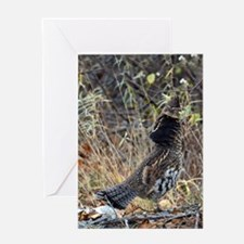 Partridge 3 Greeting Card