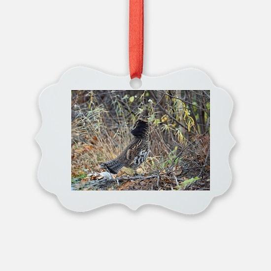 Partridge 3 Ornament