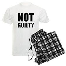 Not Guilty Pajamas