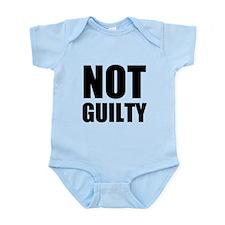 Not Guilty Body Suit