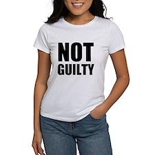 Not Guilty T-Shirt