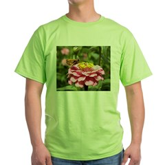 Butterfly on Flower T-Shirt