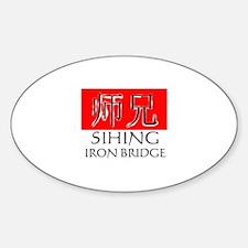 Sihing's Iron Bridge Decal