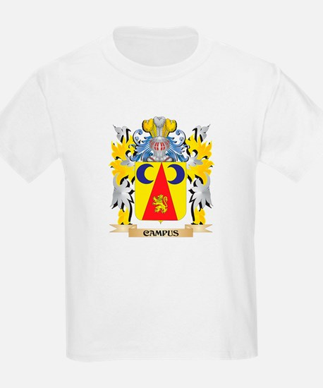 Campus Coat of Arms - Family Crest T-Shirt