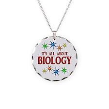 Biology Stars Necklace
