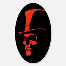 Dead Astaire Sticker (Oval)