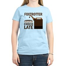 Fox trotter Fueled by chocol T-Shirt