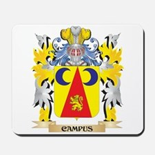 Campus Coat of Arms - Family Crest Mousepad