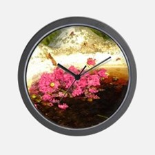 After Bloom Wall Clock