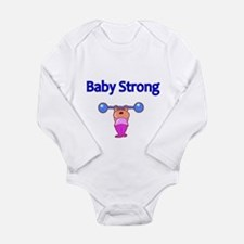 Baby Strong Body Suit