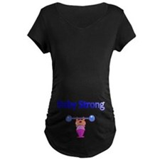 Baby Strong Maternity T-Shirt
