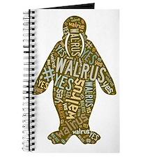 #WALRUSYES Journal