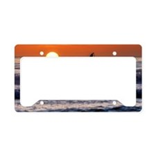 California Living 2 License Plate Holder