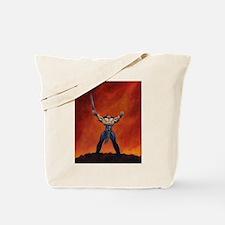 Burton Art Tote Bag