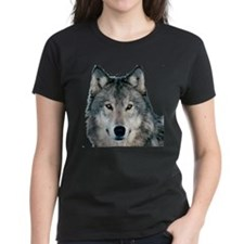Funny Timber wolf Tee