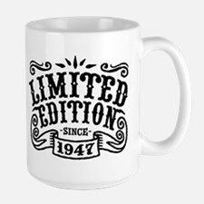 Limited Edition Since 1947 Mug