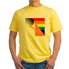 Ireland Gay Pride Rainbow Flag T