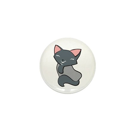 Kitten Design 3 Mini Button