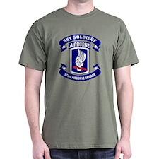 Offical 173rd Brigade Logo T-Shirt