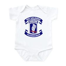 Offical 173rd Brigade Logo Infant Bodysuit