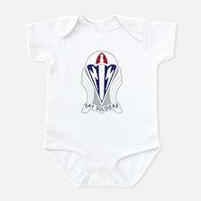 Unit Insignia: 173rd Airborne Infant Bodysuit