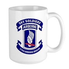 Offical 173rd Brigade Logo Coffee MugMugs