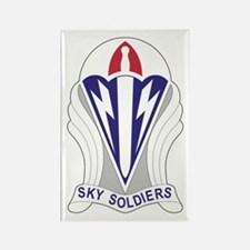 Unit Insignia: 173rd Airborne Rectangle Magnets