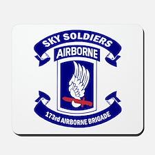 Offical 173rd Brigade Logo Mousepad