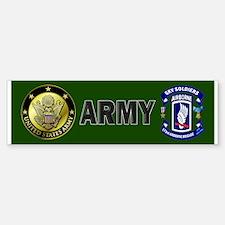 173rd Infantry Logo Sticker (Bumper)