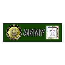 Airborne! 173rd Brigade Bumper Sticker