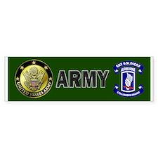 Offical 173rd Brigade Logo Bumper Sticker