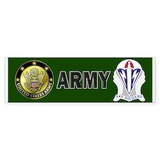 Unit Insignia: 173rd Airborne Bumper Sticker
