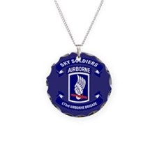 Offical 173rd Brigade Logo Necklace