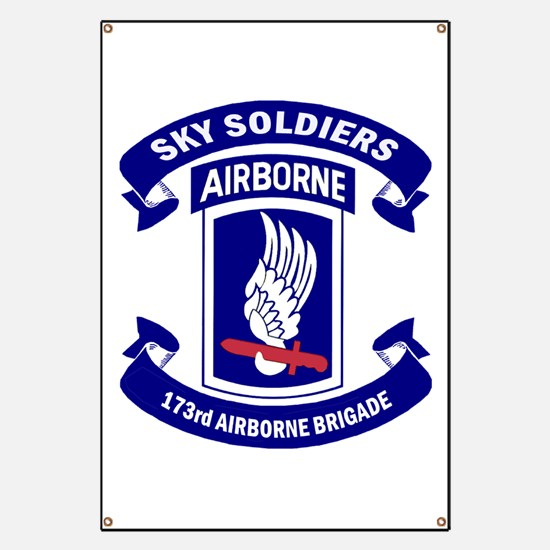 Offical 173rd Brigade Logo Banner