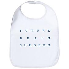 Future Brain Surgeon Bib