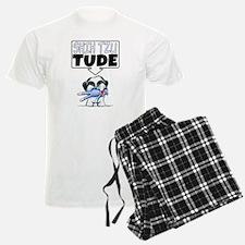 Shih Tzu Tude Pajamas