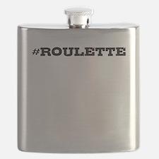 Roulette Hashtag Flask