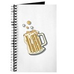 Retro Style Beer Journal