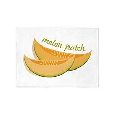 Melon Patch 5'x7'Area Rug