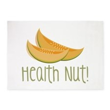 Health Nut 5'x7'Area Rug