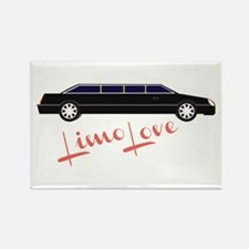Limo Love Magnets