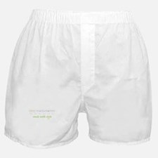 Smile With Style Boxer Shorts