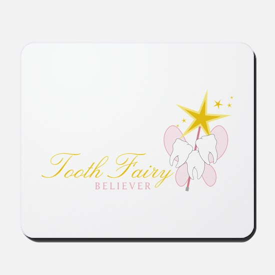 Tooth Fairy Seliever Mousepad