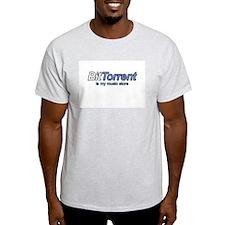 BitTorrent is my music store