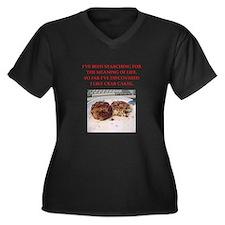 crab cakes Plus Size T-Shirt