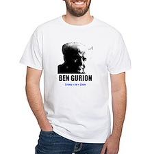 ben-gurion wtext2 T-Shirt