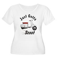 Just Gotta Scoot Lambretta T-Shirt
