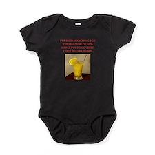 harvey wallbanger Baby Bodysuit