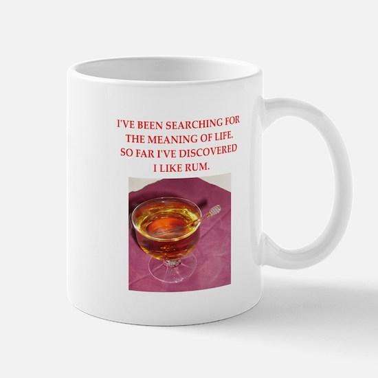 rum Mugs