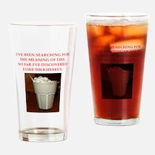 milkshake Drinking Glass